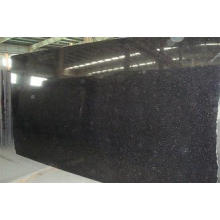 Natural black galaxy Granite Stone Slabs for Indoor Outdoor