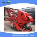 conveyor types grain scraping machine