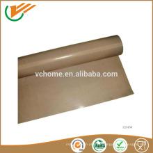 Tejido de la soldadura de la resistencia de alta temperatura Teflon precio de la fibra de vidrio de la tela