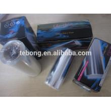 Color vendedor caliente de la plata del rodillo del papel de aluminio del pelo del enrollamiento de la hoja de la peluquería