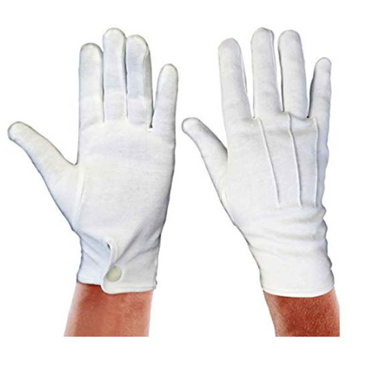 Cotton Made Anti Static Gloves