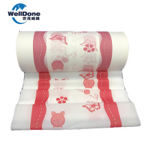 Pe Film For Diapers,Pe Film For Underpad,Pe Film Of Sanitary Napkin Good Quality Made In China
