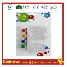 Pintura del color de agua de DIY para el regalo de los kits