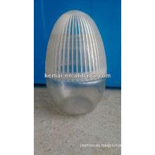 Botella de plástico para aire fresco