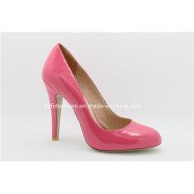 Sapatos de salto alto na moda Lady Shoe para mulheres de escritório