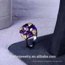 novas chegadas anel de casamento jóias venda quente mulheres anéis