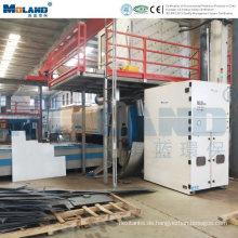 Industrieller Staubsammler für Laserschneidmaschinen