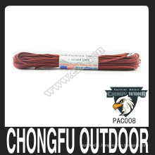 Nanjing chongfu 550 paracord high quality for bracelet