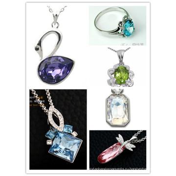 Оптовый кристаллический камень ювелирных изделий (3002, 3009, 3014, 3010)