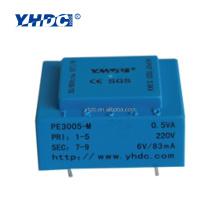 small power transformer, PCB transformer / isolation transformator 0.5-3.4VA