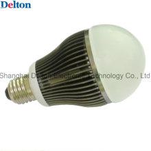 5W E27 Luz de bulbo do diodo emissor de luz (DT-DP-2825A)