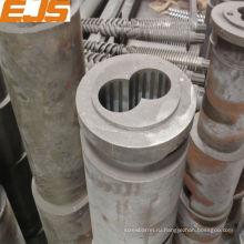 40Х сплава винтовые ствол для ПВХ PE ЗПТ экструдер