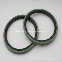 Hydraulische Dichtung Kolbendichtung Glyd Ring Bronze Gefüllte PTFE Gsf