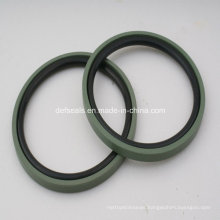 Hydraulic Seal Piston Seal Glyd Ring Bronze Filled PTFE Gsf