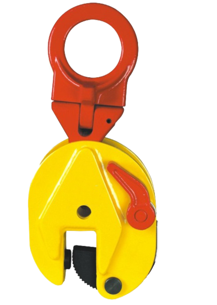 lifting clamps vertical