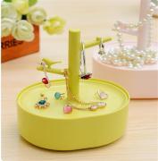 N170 high quality hot sale plastic sprayed jewelry stand jewelry display rack