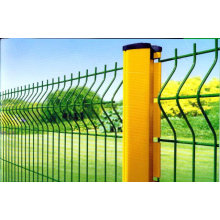 Triangle Bending Welded Wire Mesh Fence