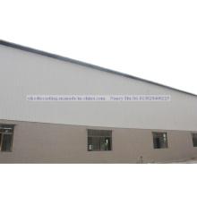 Panneaux de mur de PVC de résine d'extérieur de qualité supérieure de fabrication