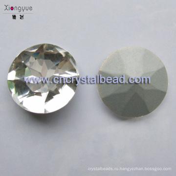 Стеклянный камень для ювелирных изделий и одежды изготовителям