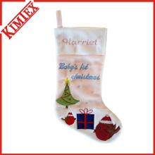 Promoción del día de fiesta de Whoesales Santa que da la media de la Navidad