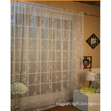 Hotselling Popular Embroidery Lace Hotel Home Curtain Fabric (CL201)