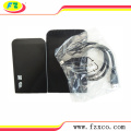 USB3.0 to SATA Aluminum External HDD Enclosure