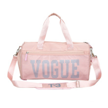 Large Capacity Compartment Gym Duffel Bag Luggage Men Women Duffel Dry And Wet Separation Duffle Bag