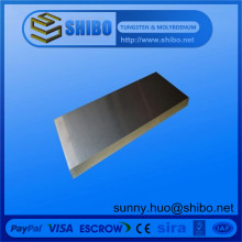 High Purity Tungsten Sheet/Plate for Vacuum Furnace