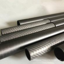 Hot sale 3K weave carbon fibre paddle with shaft - C17