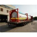 Contenedores para tanques de GLP de 24.000 litros 10MT