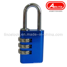 Aluminium Alloy Colour Combination Padlock (530-303)
