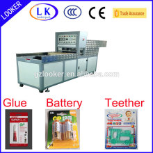 High Speed CE Blister Packing Machine