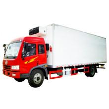 4*2 Food Meat Cooling Transportation Refrigerator Truck