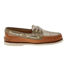 Cruiser Boat Shoes in Genuine Leather