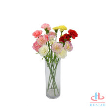 Artificial silk flower wedding arch petal carnation flower