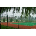 pvc bersalut wire mesh chain link dog kennels