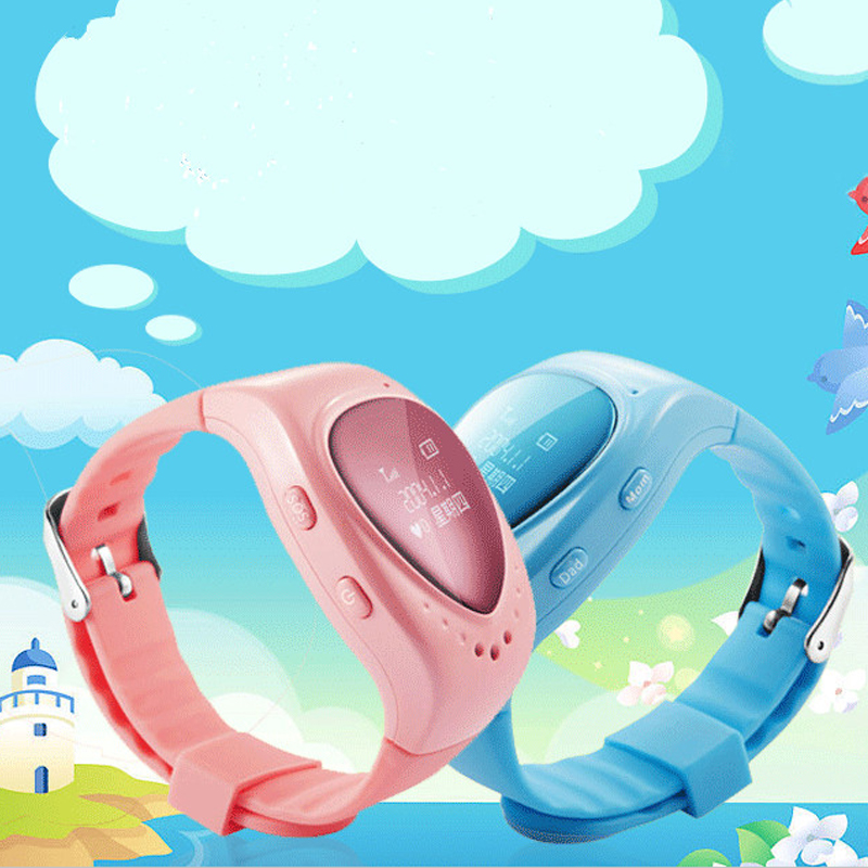 Security For Kids Gps Watch