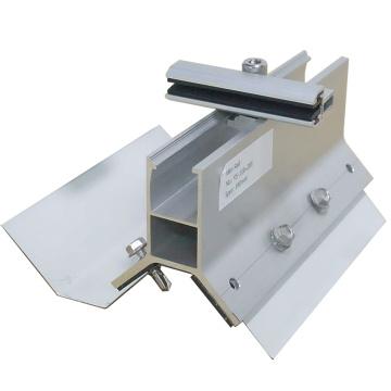 New Design Solar Clamp With Aluminum 6005-t5 Solar Rail