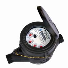 Medidor de água multi Jet (plástico de MJ-LFC-F5)