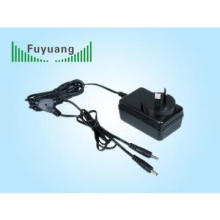 wall mount type power adapter 7.5V 2.5A FY0752500