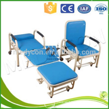 Multifunction manual blood donor recliner chair hospital
