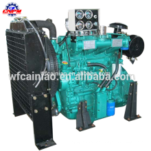 auto parts with electric motor 4 cylinder diesel engine R4105ZD