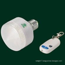 100-240v 110v 220v led emergency bulb light with remote controller 4w epistar CE&RoHS