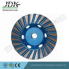 Diamond Wheel Cup für Stein Rough und Feinschleifen