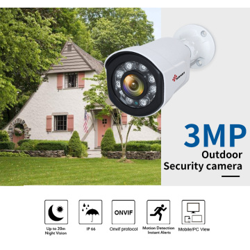 ahd camera mini 3MP para uso en exteriores