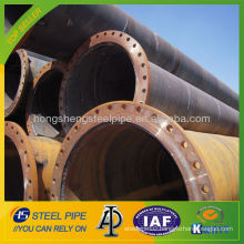 HIGH QUALITY STEEL PIPE WITH FLANGE