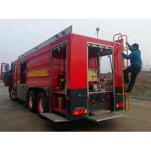 Camion de lutte contre l'incendie diesel de secours de 15-20CBM 336HP