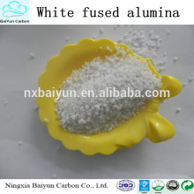white fused alumina for polishing