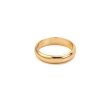 10236- Xuping Artificial Ouro Jóias Dedo O Anéis Antiquados Anéis De Casamento