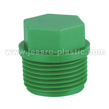 PPR Fittings-Plug